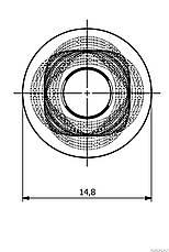 Сито форсунки PRO 0-102/08PRO50 50 мікрон, фото 2