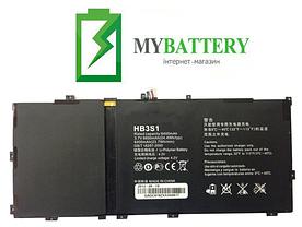 Оригинальный аккумулятор АКБ (Батарея) для Huawei MediaPad 10FHD S10/ S101U/ S101L/ HB3S1 6400 mAh 3.8V