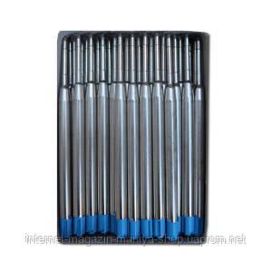 Стержень метал. объёмный синий
