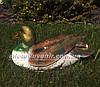 Садовая фигура Селезень кряквы и Утка декоративная, фото 5