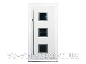 Входные уличные двери для дома Ryterna RD80 (Литва) - Дизайн 260