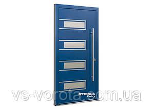 Входные уличные двери для дома Ryterna RD80 (Литва) - Дизайн 206
