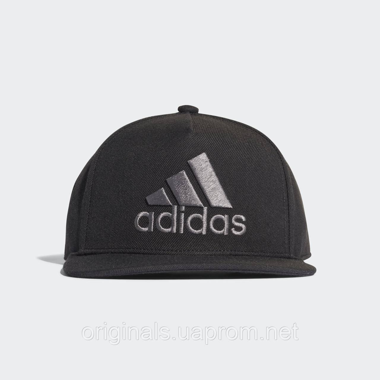 Кепка с прямым козырьком Adidas H90 Logo CF4869