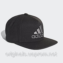 Кепка с прямым козырьком Adidas H90 Logo CF4869  , фото 2