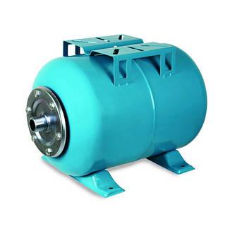 Гідроакумулятор горизонтальний 80 л aquatica