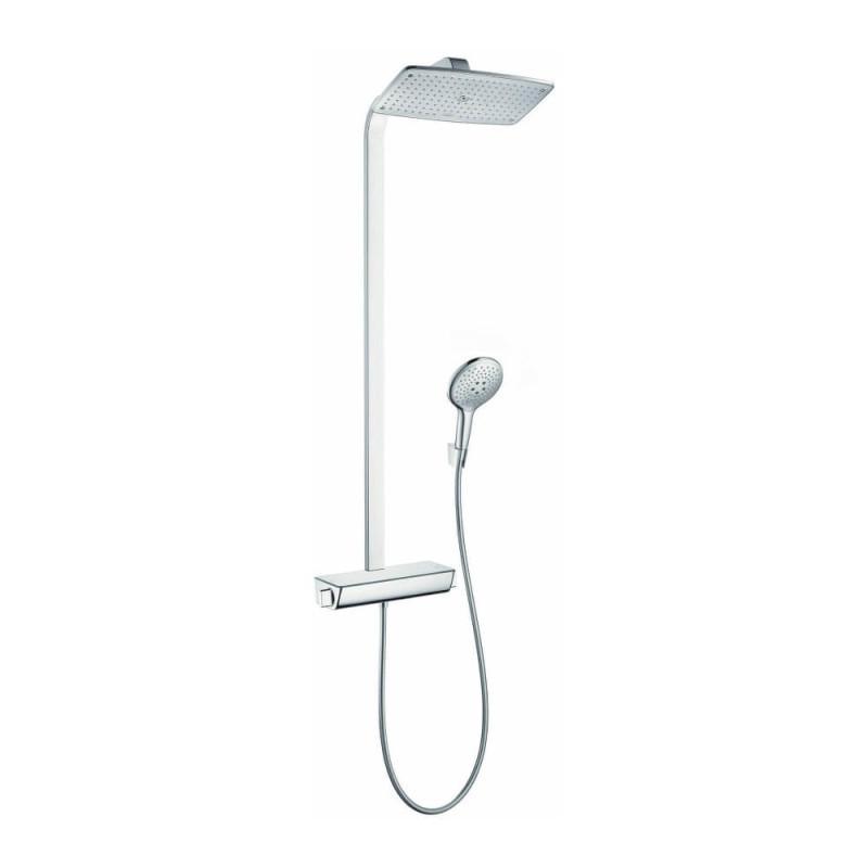 Душевая система Hansgrohe Raindance Select E 360 27112400 с термостатом