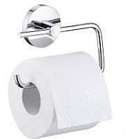 Держатель туалетной бумаги Hansgrohe Logis 40526000 без крышки