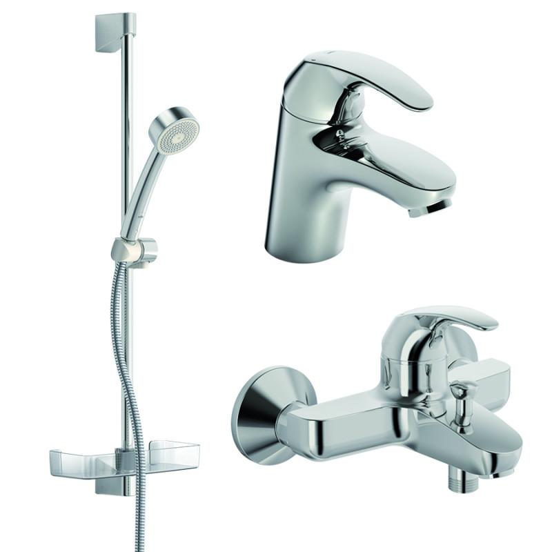 Набор смесителей для ванной Oras Polara 1496