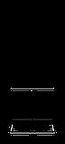 Раковина Simas Sharp SH01 50 см, фото 5