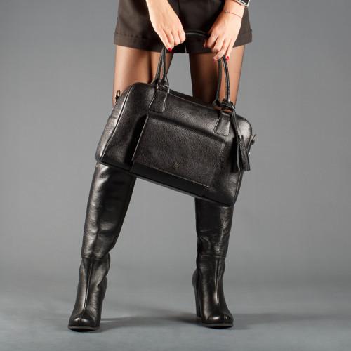 5a1ae740c61a Сумка женская с двумя ручками и накладным карманом. Цвет любой - Интернет -  магазин