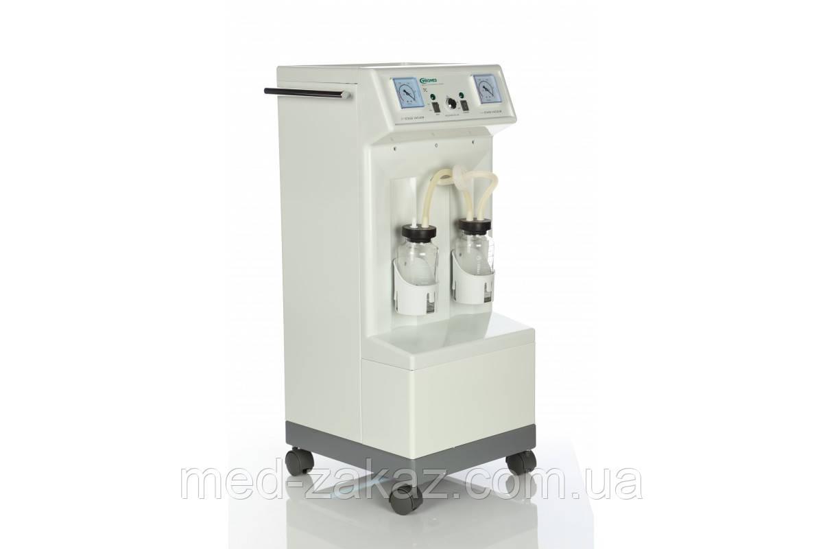 Отсасыватель медицинский БИОМЕД электрический 7С для искусственного аборта