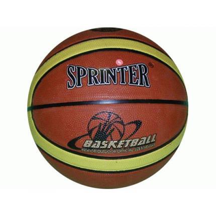 Мяч баскетбольный Sprinter №7, фото 2