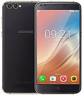 """Doogee X30 5,5"""" 2.5D ips HD Android 7,0 2 GB RAM 16 GB ROM MTK6580 1. 3g Гц 4 ядра 3G ОТА 3360 mAh, фото 1"""