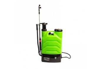 Опрыскиватель садовый аккумуляторный комбинированный Gartner GBS-16/12 MP, фото 2