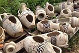 Antique Ceramic Vase. Garden ceramics. , фото 2
