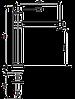 Смеситель для кухни EMMEVI EDEN SC71007 хром, фото 2