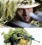 Снайпер с боевой экипировкой, фото 4