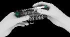 Набор бит с трещоткой WERA Tool-Check PLUS 05056490001, фото 3