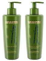 Набор для ухода за волосамиImperity Organic Midollo di Bamboo (шампунь+бальзам),250 мл
