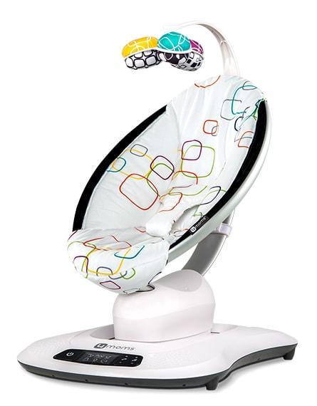 Кресло-качалка 4Moms mamaRoo 2015 Multi Plush