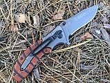 Нож складной X-47, надежный и практичный, фото 4