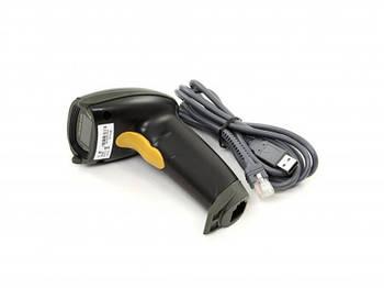 Сканер штрих-кода лазерный Prologix PR-BS-002 (1D, ручной)