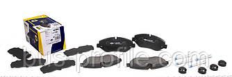 Колодки тормозные (передние) MB Sprinter (906) 06-/Vito (W639) 07- (Brembo PF 2.4) — ICER(Испания) — 141786