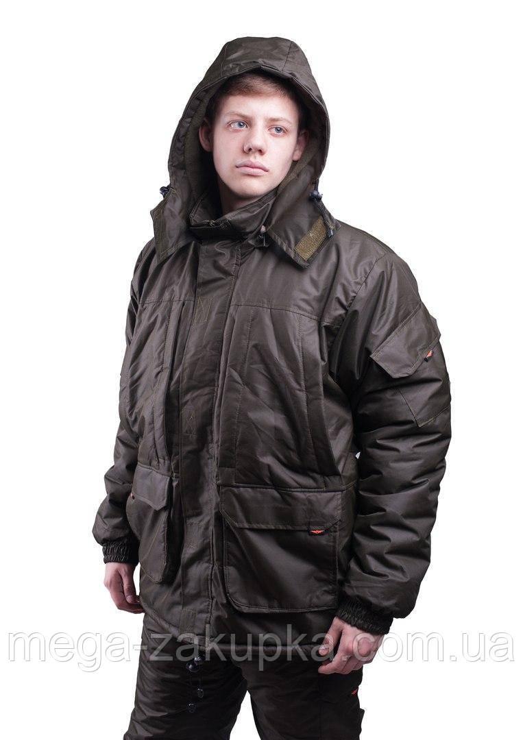 Зимний костюм для охоты и рыбалки  TASLAN, супер качество, доступная цена, три цвета,  все размеры 48-50