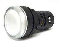 Индикатор ND16-22DS/4 AC110В белый (CHINT) 592394