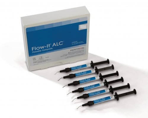 Flow-It ALC Pentron набір А3 (6х1мл) рідкотекучий універсальний композит, фото 2