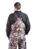 Зимний костюм для охоты и рыбалки Туя, непродуваемый, тёплый и надежный, все размеры 48-50, фото 3