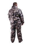 Зимний костюм для охоты и рыбалки Мрамор, непродуваемый, тёплый и надежный, все размеры 60-62, фото 2