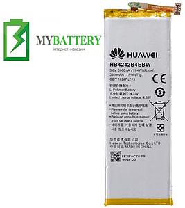 Оригинальный аккумулятор АКБ (Батарея) для Huawei Honor 6/ Honor 4X/ HB4242B4EBW 3100mAh 3.8V