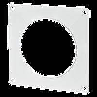 Пластина настенная для круглых каналов d100