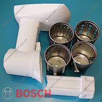 Насадки для мясорубки Bosch Compact Power овощерезка