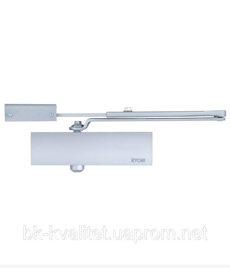 Доводчик RYOBI (Риоби) D-1200P(U) ВС UNIV EN2/3/4, цвет серебро