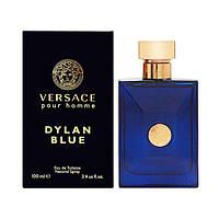 Мужские духи , парфюм реплика - Versace Dylan Blue pour homme (edt 100ml)