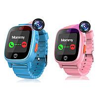 Детские умные часы с 2 камерами, Umeox w668 (аналог FixiTime 3 elari) , фото 1