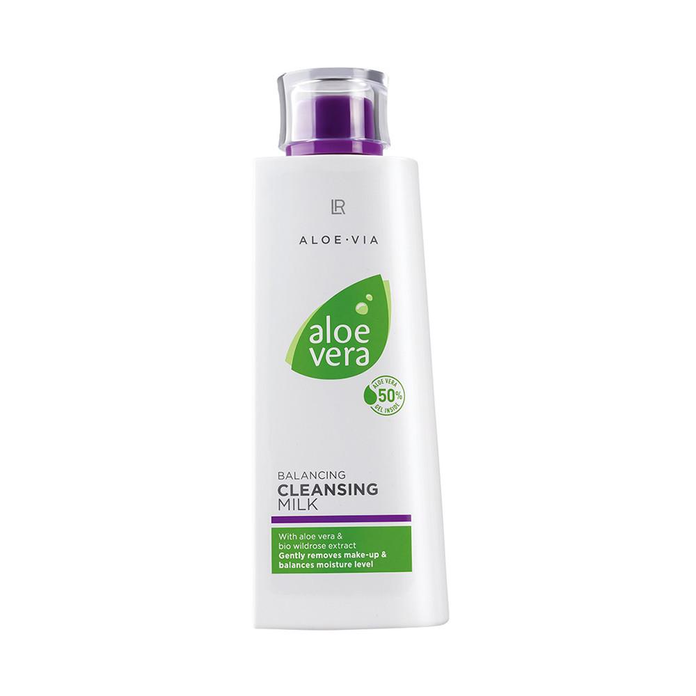 Очищающее молочко для лица и шеиLR Health & BeautyAloe Via Aloe Vera