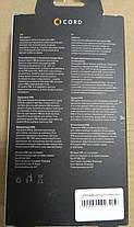 Внешний аккумулятор Power Bank Cord P07A 10000mAh Black Гарантия 12 месяцев, фото 3