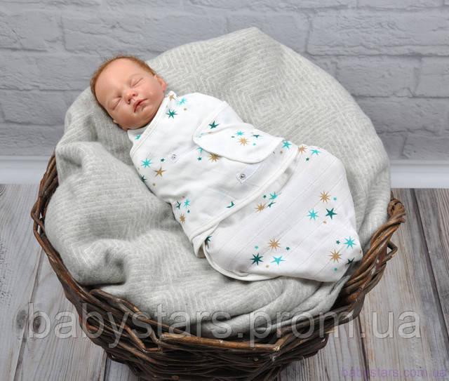 муслиновые пеленки для новорожденных