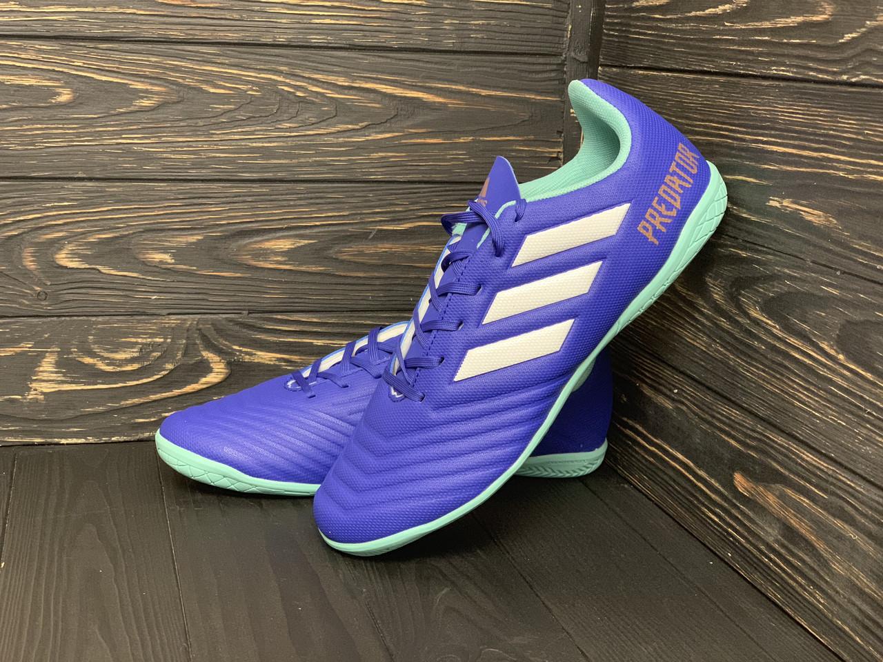 eff99fc0 Футзалки Adidas Predator Tango 18.4 In/ Бампы Адидас Предатор — в ...