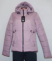 Куртка демисезонная укороченная (весна-осень) 9885c09a47e60