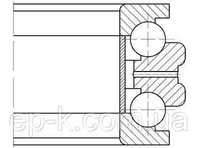 Подшипник  4-178820 Л1 (234420 M/SP), фото 2