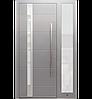 Входные уличные двери для дома Ryterna RD80 (Литва) - Дизайн 253, фото 3