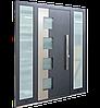 Входные уличные двери для дома Ryterna RD80 (Литва) - Дизайн 253, фото 4
