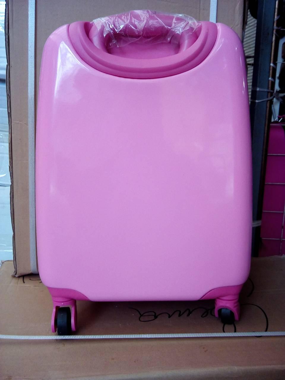 Детский чемодан на колёсах Barbie (Барби)Нет в наличии 2