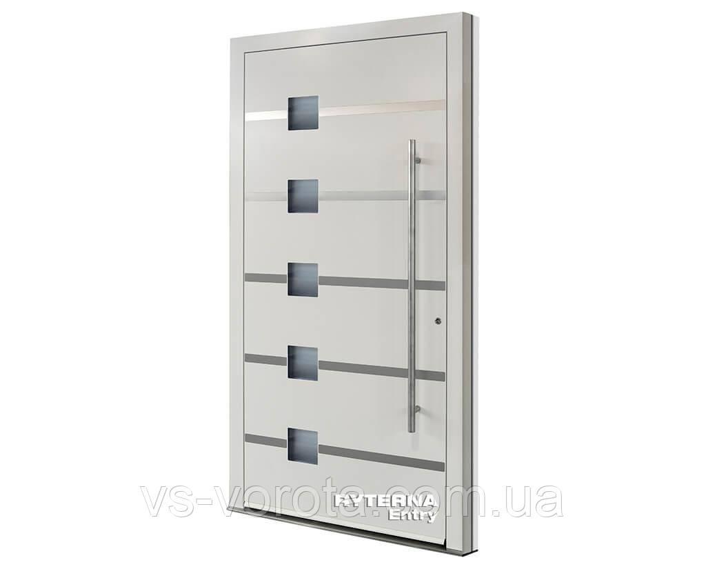 Входные уличные двери для дома Ryterna RD80 (Литва) - Дизайн 253