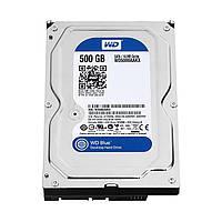 Жёсткий диск 3,5 SATA 500 Гб