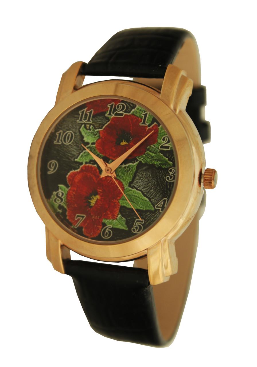 Часы женские наручные дизайнерские Маки